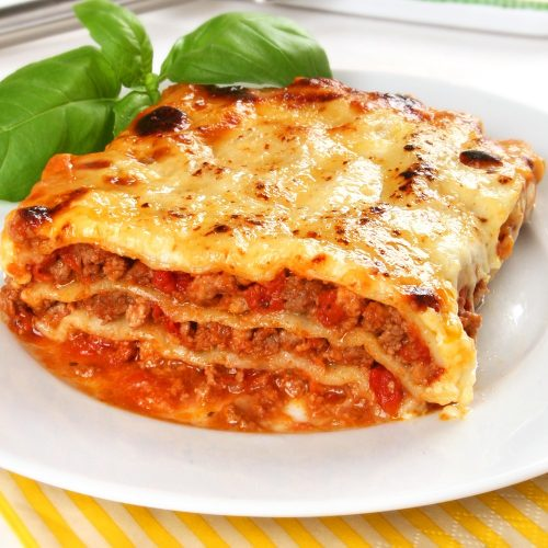 Lasagne / pajer