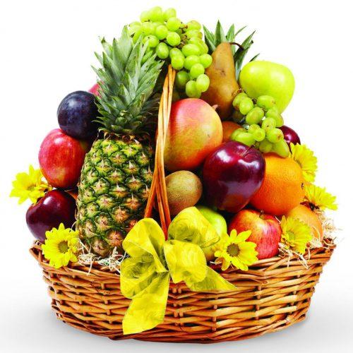Fruktkorgar